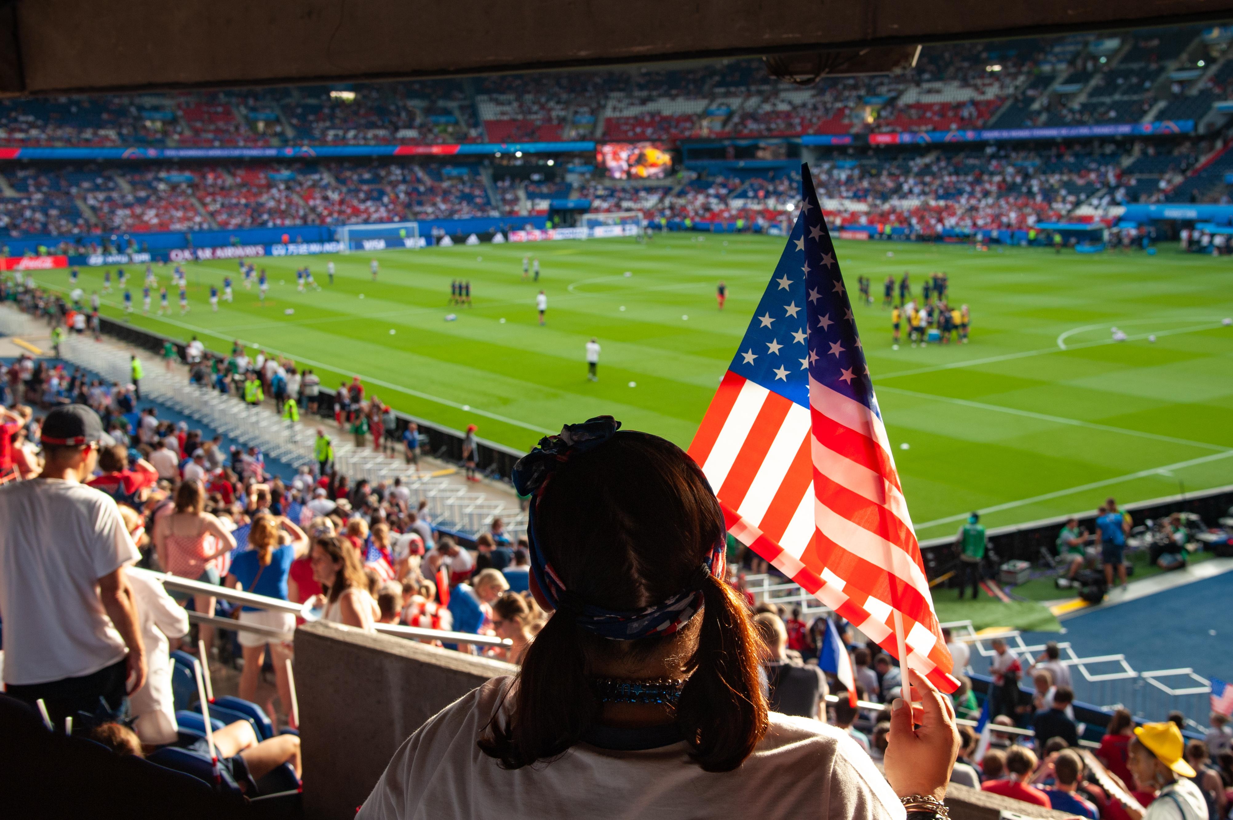 The U.S. Women's soccer team deserves equal pay