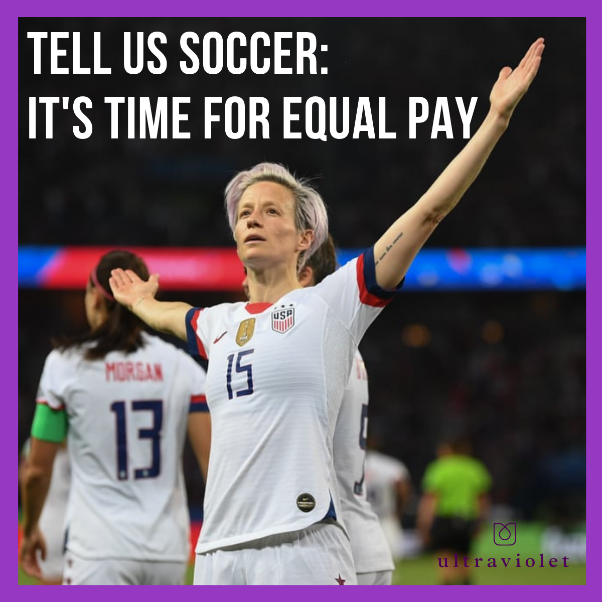 The US Women's Soccer Team Deserves Equal Pay