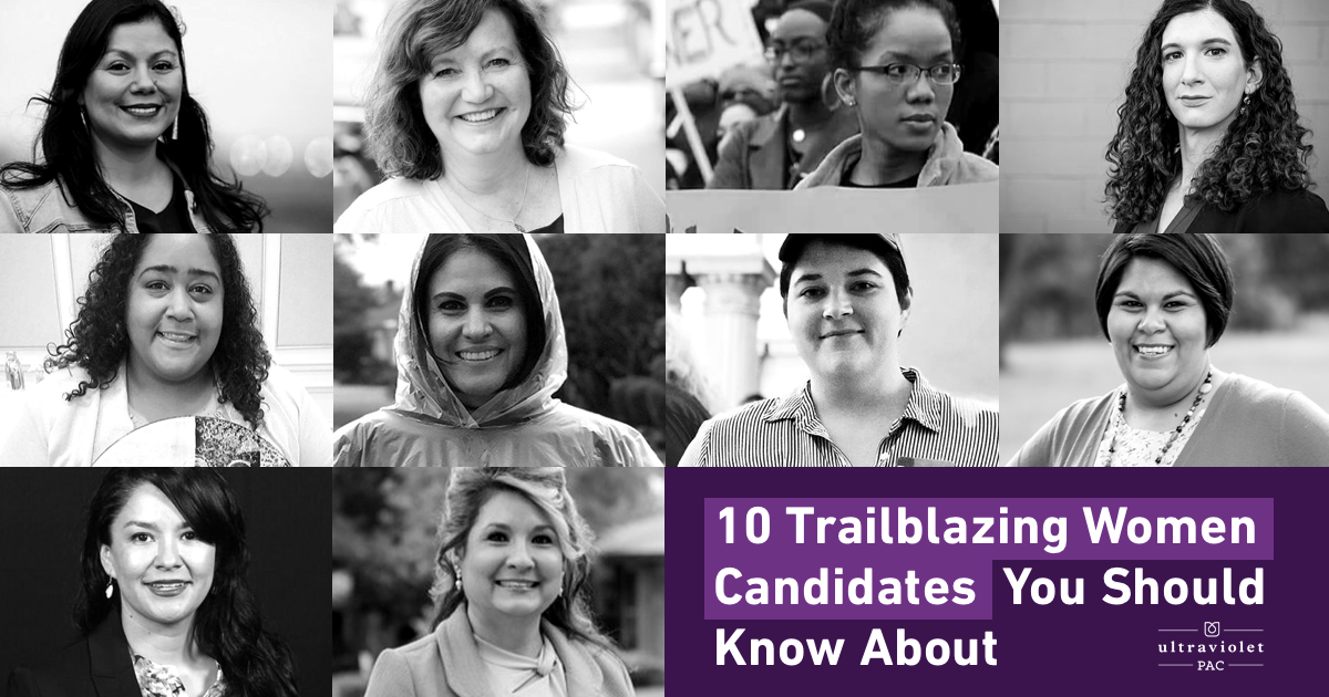 10 Trailblazing Women Candidates You Should Know About