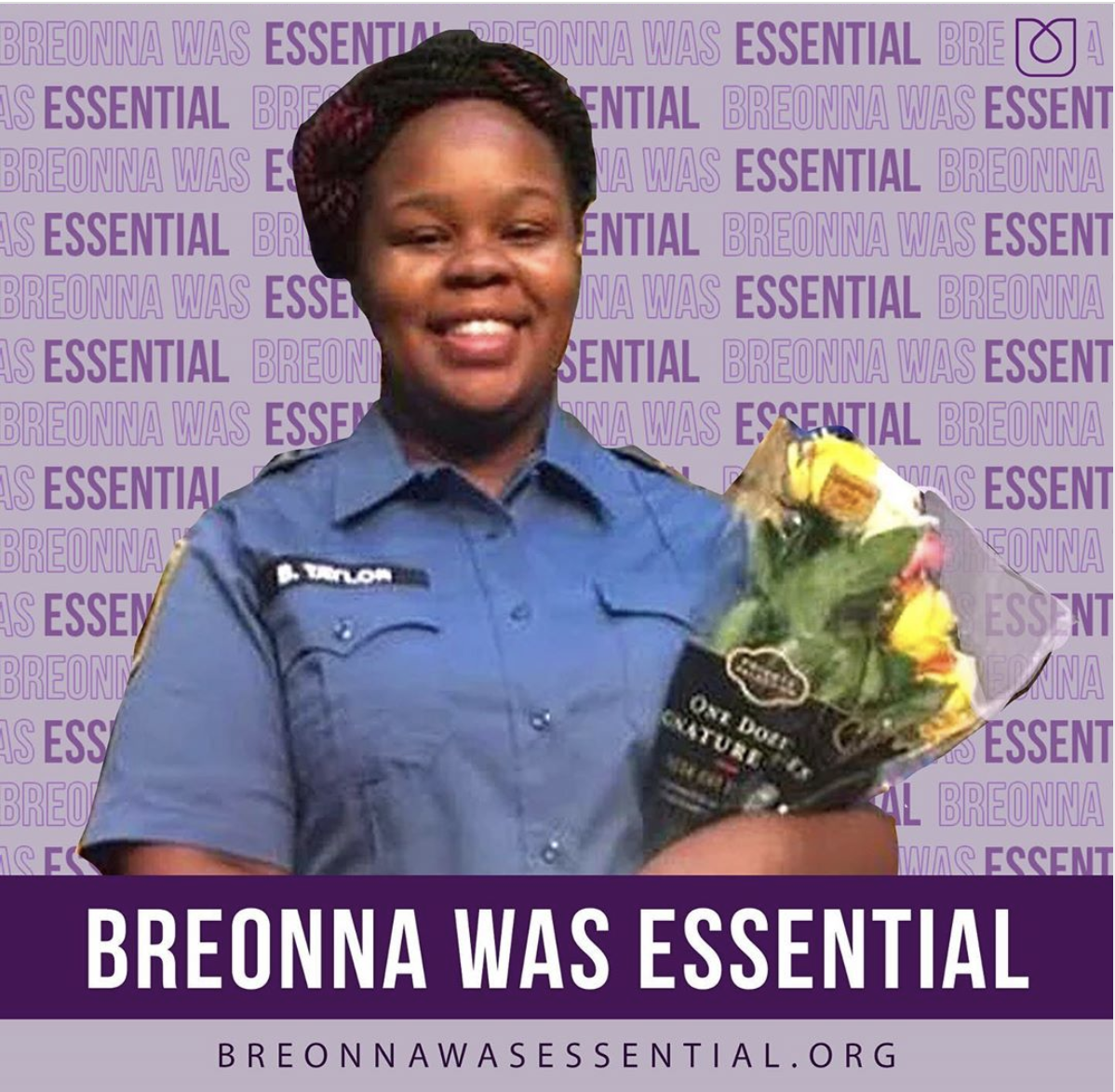 Write A Letter To The Editor On Behalf Of Breonna Taylor Ultraviolet