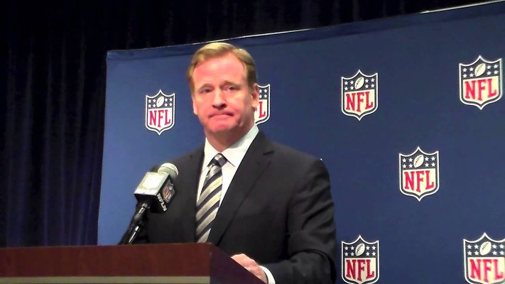 Tell NFL's Roger Goodell: Resign immediately