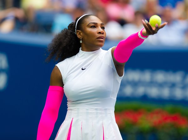 Oppose the sexist treatment of Serena Williams